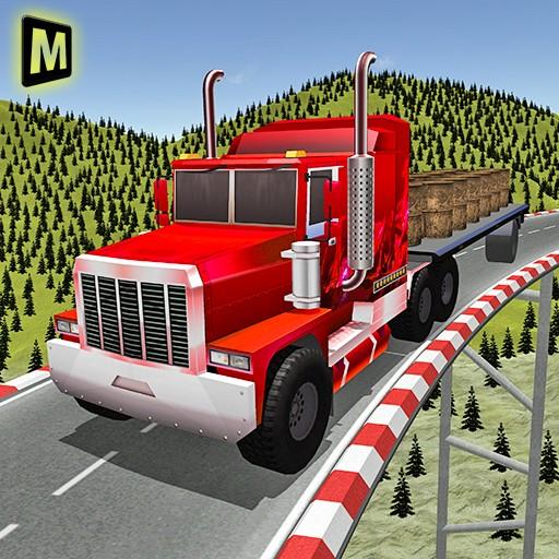 Hill Climb Truck Transport