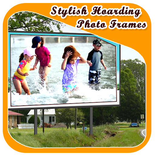 Hoarding Photo Frames FREE