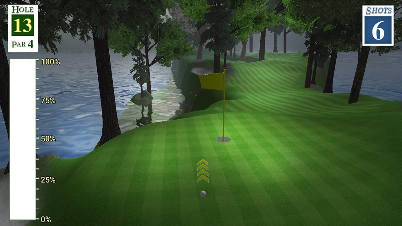 Island Mist Golf