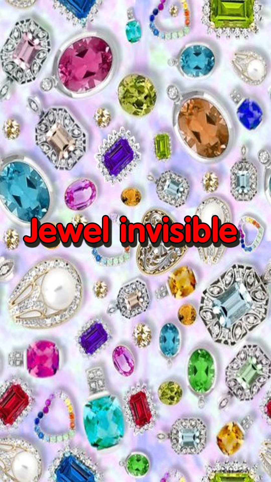 Jewel Invisible