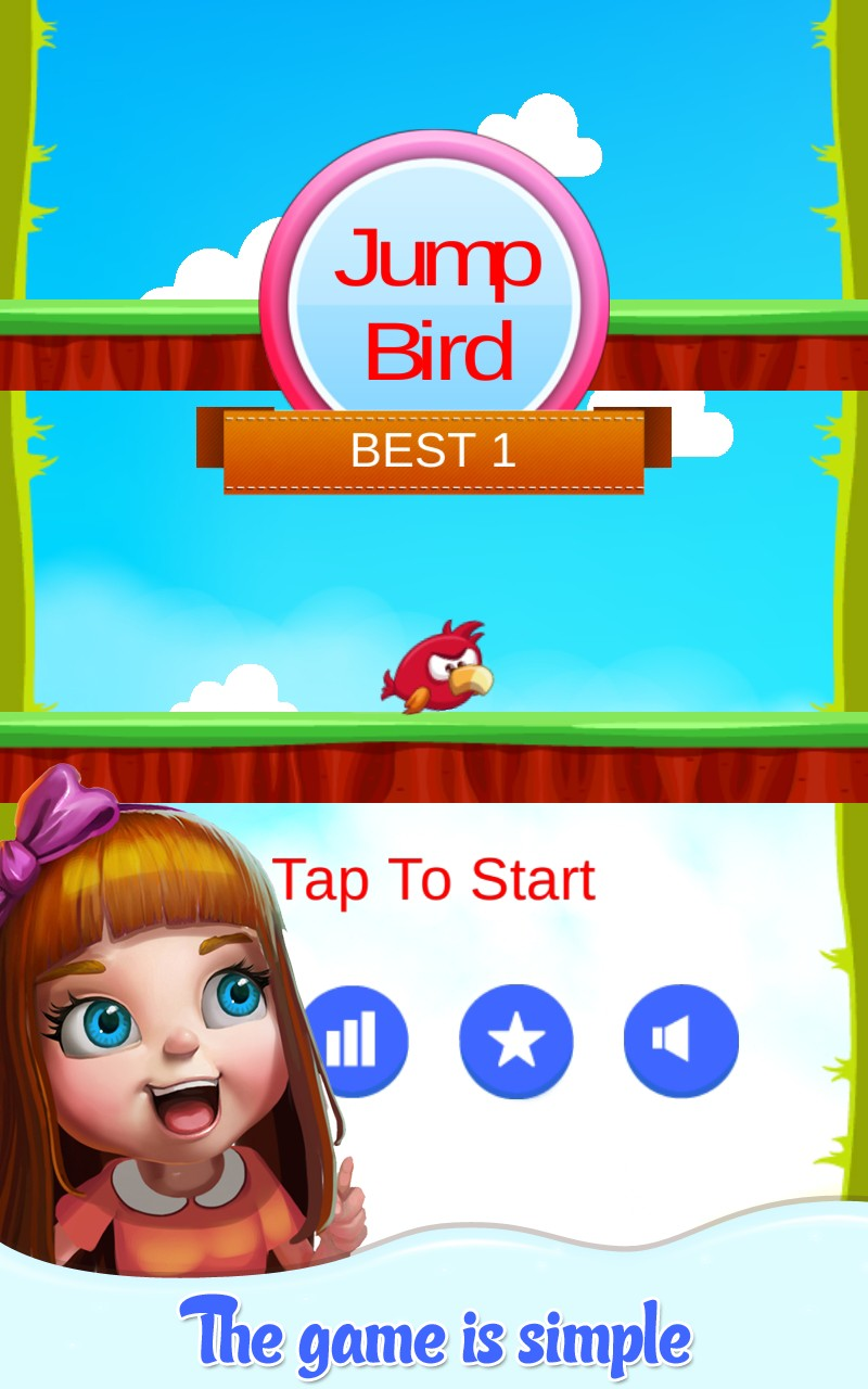 Jump Bird