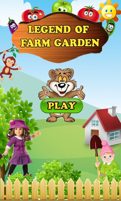 Legend Of Farm Garden