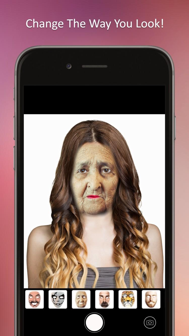 Live Face Changer