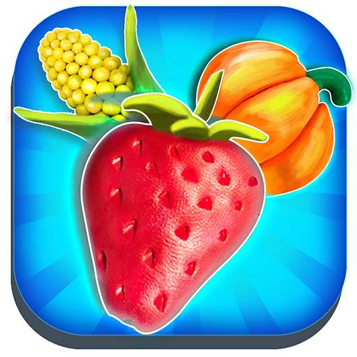 Magic Clay Crush : Fruits Jam