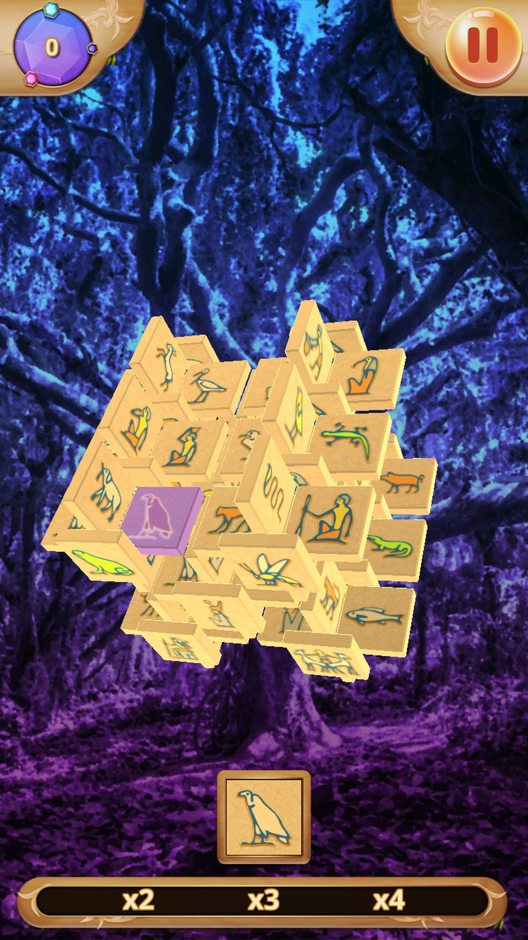 MahJah 2 - Mahjong Solitaire