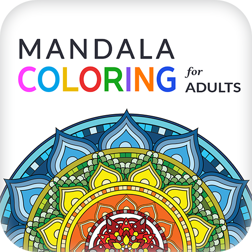 Mandala Coloring- For Adults