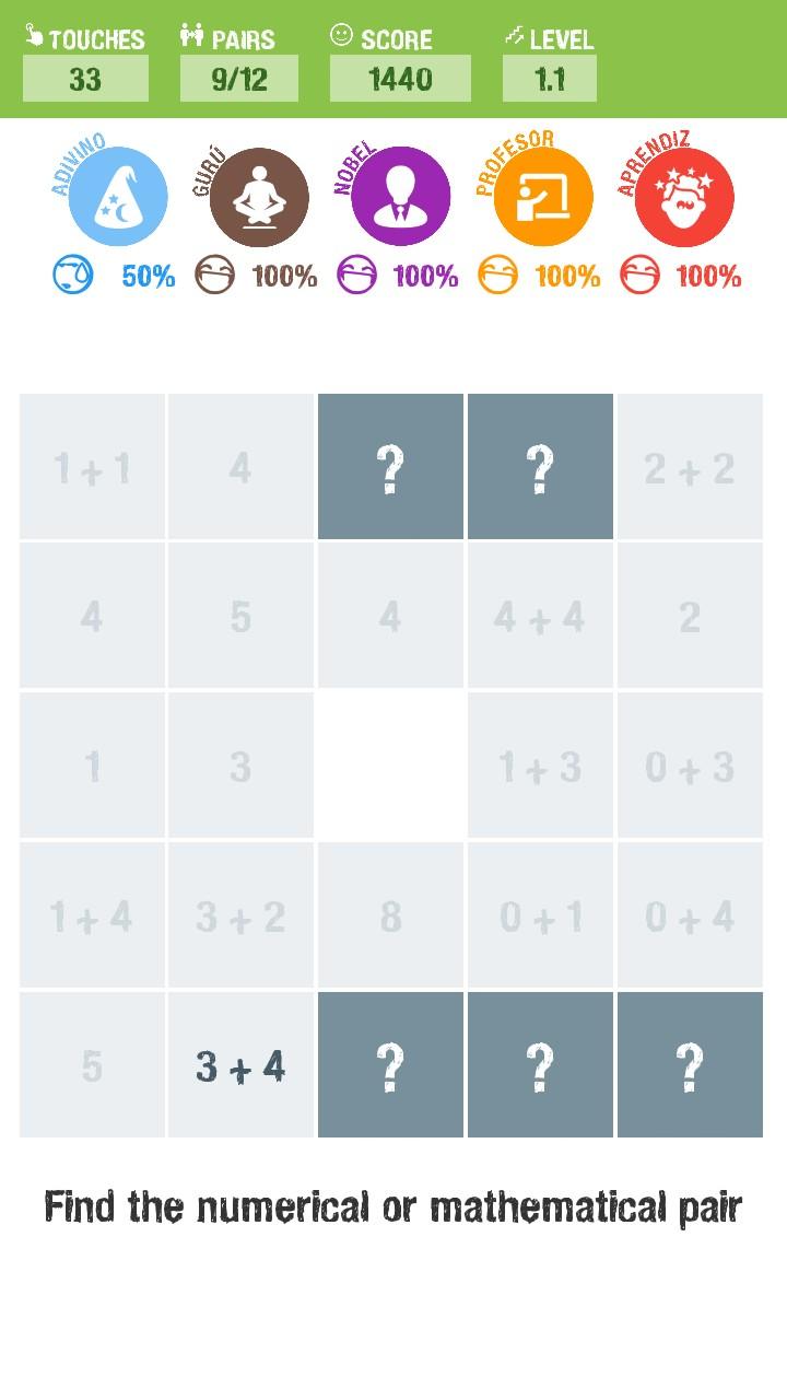 MathPair