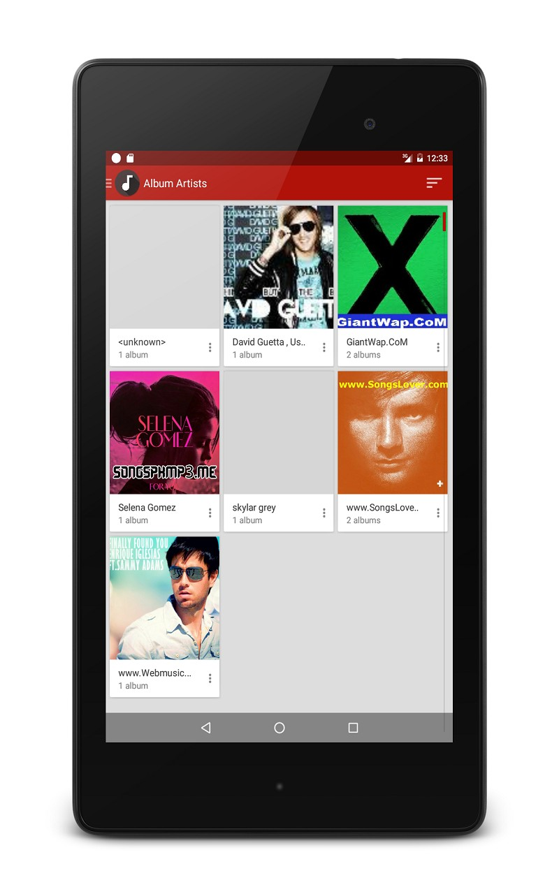 N Music Player