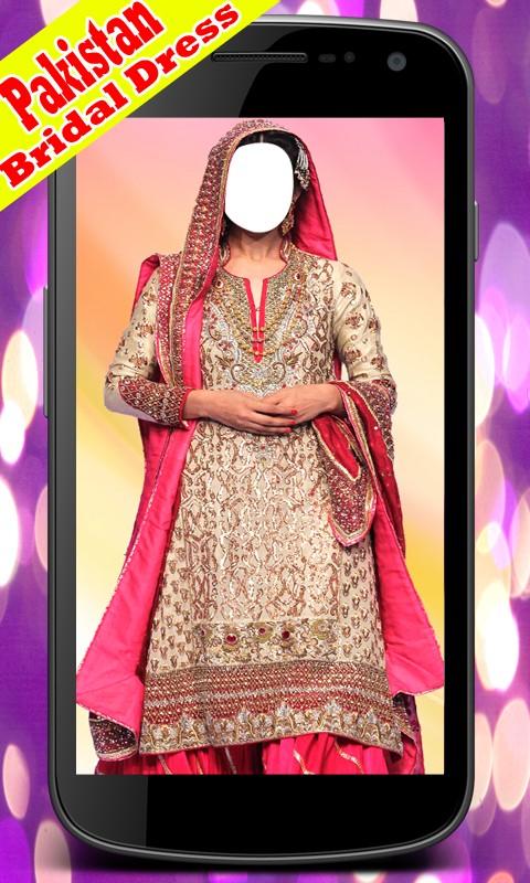 Pakistan Bridal Dress Maker