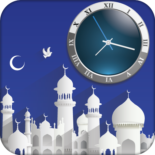 Prayer time and qibla compass