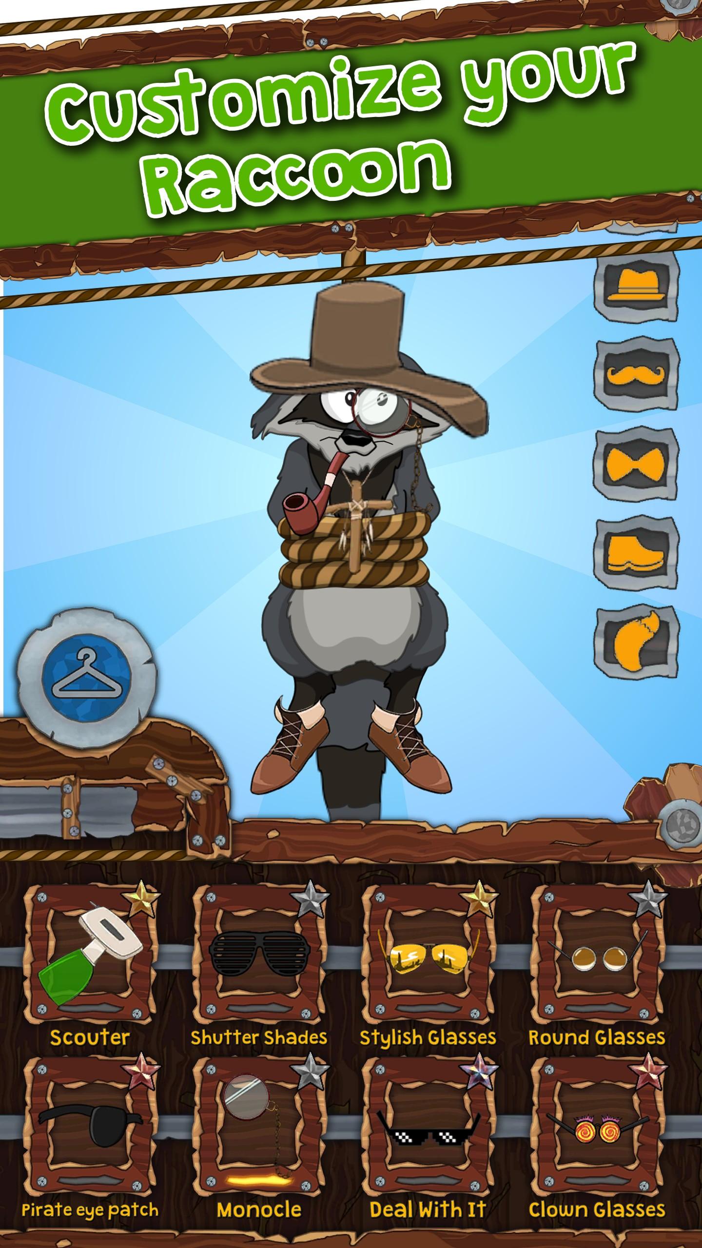 Raccoon Escape