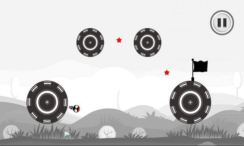 Stickman Stunt : Super Jump