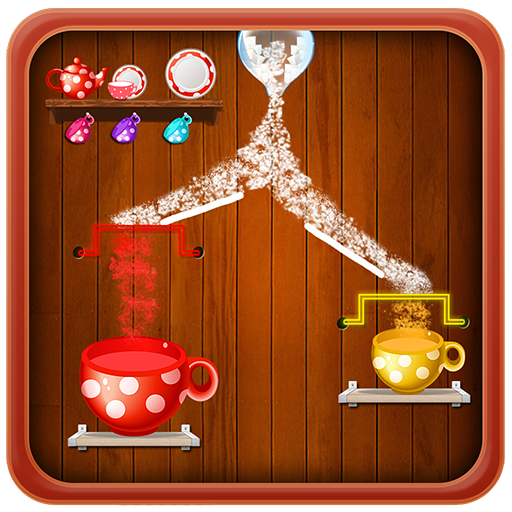Sugar Cup Fever : Brain Game