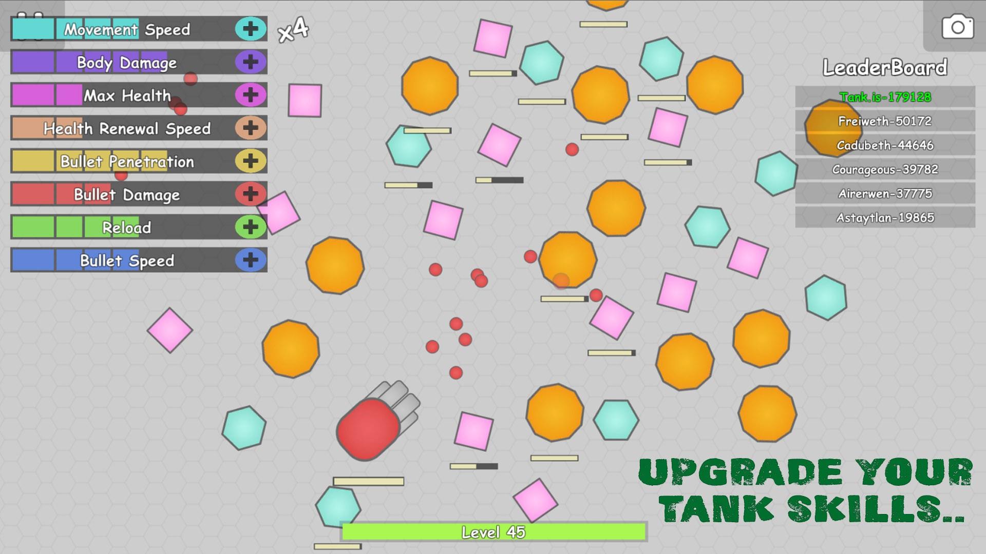 Tank.io : War