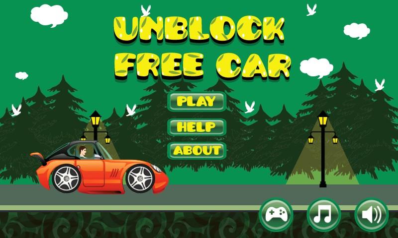 Unblock Free Car