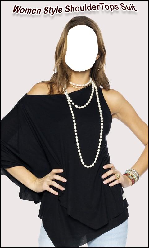 Women Style ShoulderTops Suit