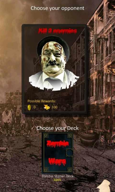 Zombie Wars: Apocalypse CCG
