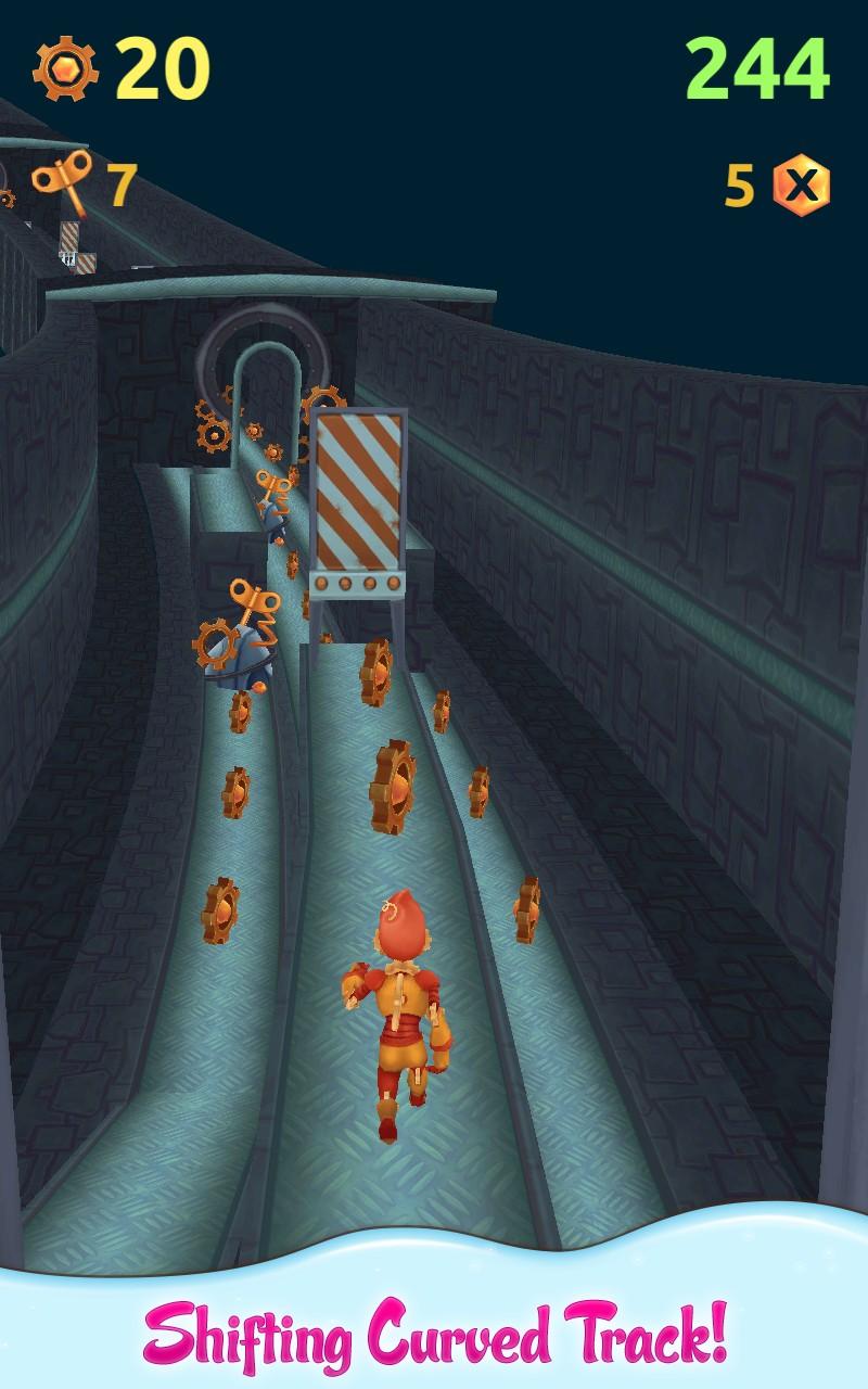 3D Infinite Runner