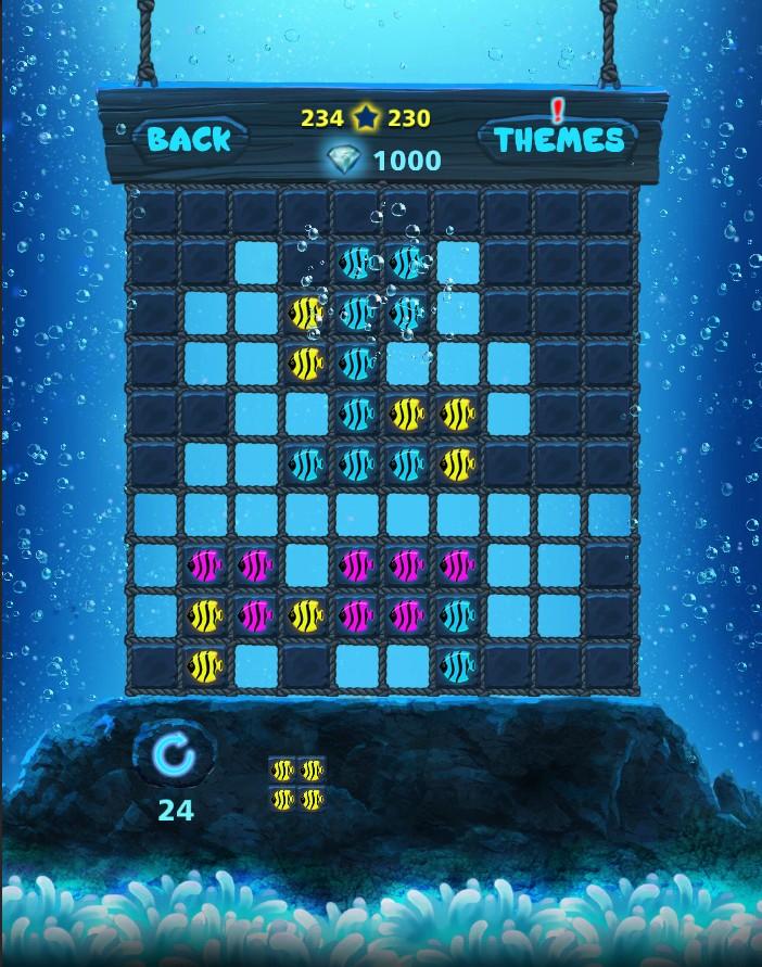 Block Puzzle 2 POP Bubble