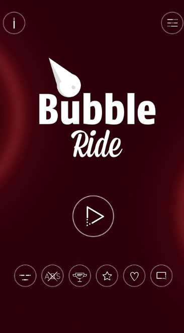 Bubble Ride Challenge Game
