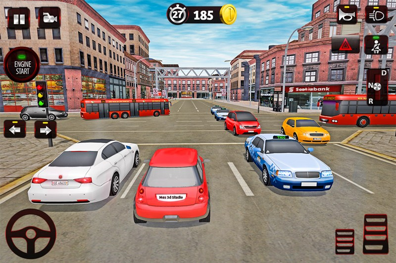 Driving School Reloaded 3D
