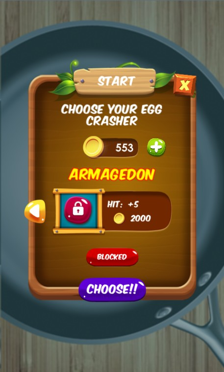 Egg Rush - FREE