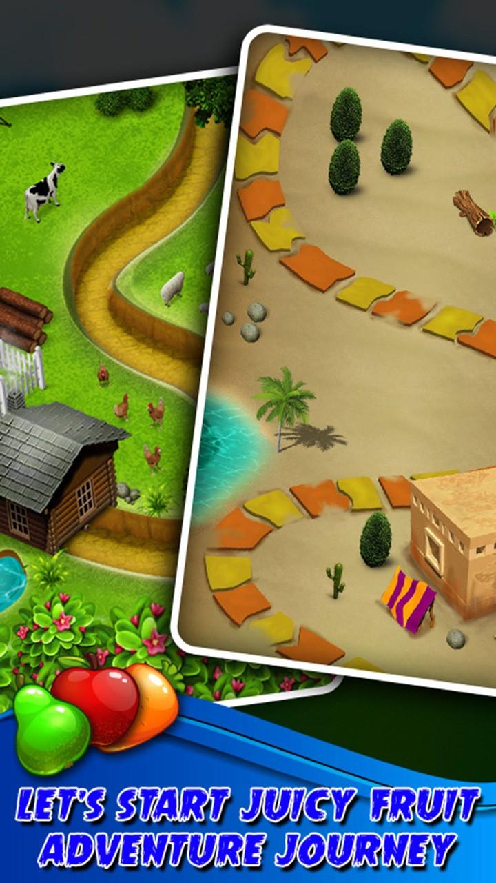 Fruit Splash: Farm Legend