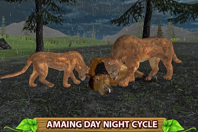 Furious Cougar Simulator