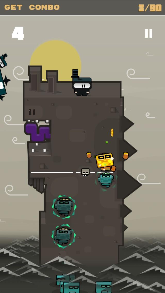 Ninja Dude vs Zombies