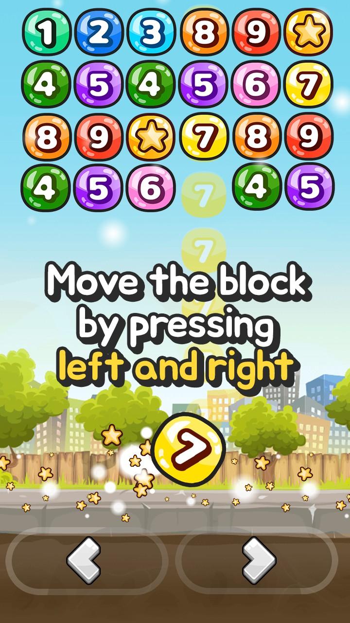 Number 9 - Block puzzle