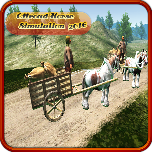 Offroad Horse Simulation 2016