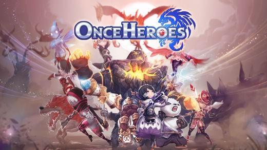 Once Heroes