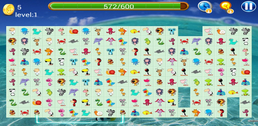Onet Connect Animals 2016