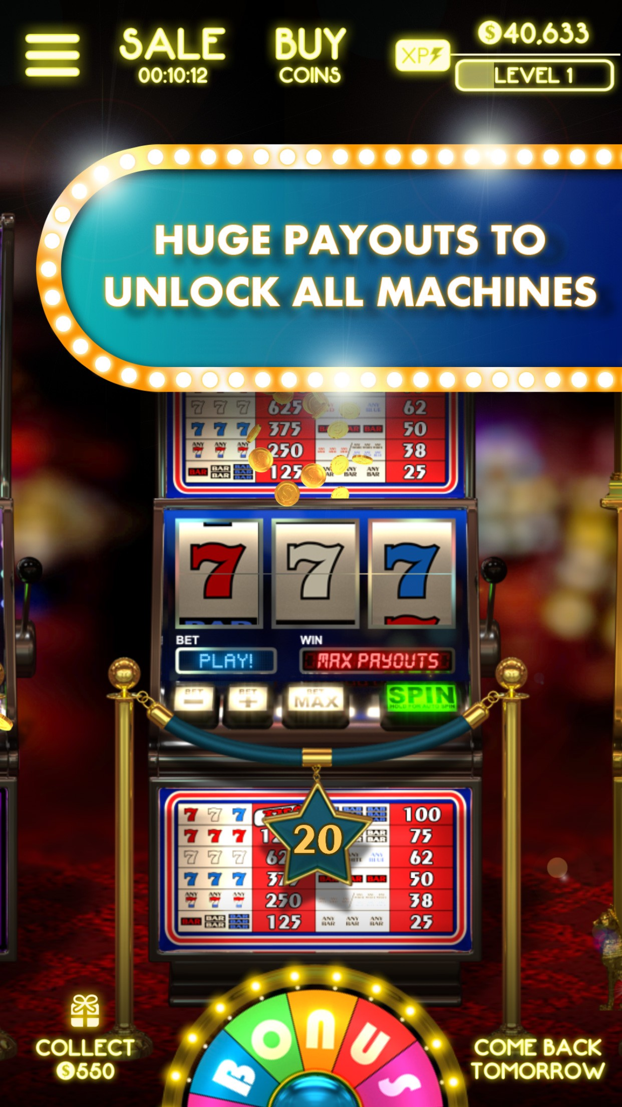 pure vegas casino
