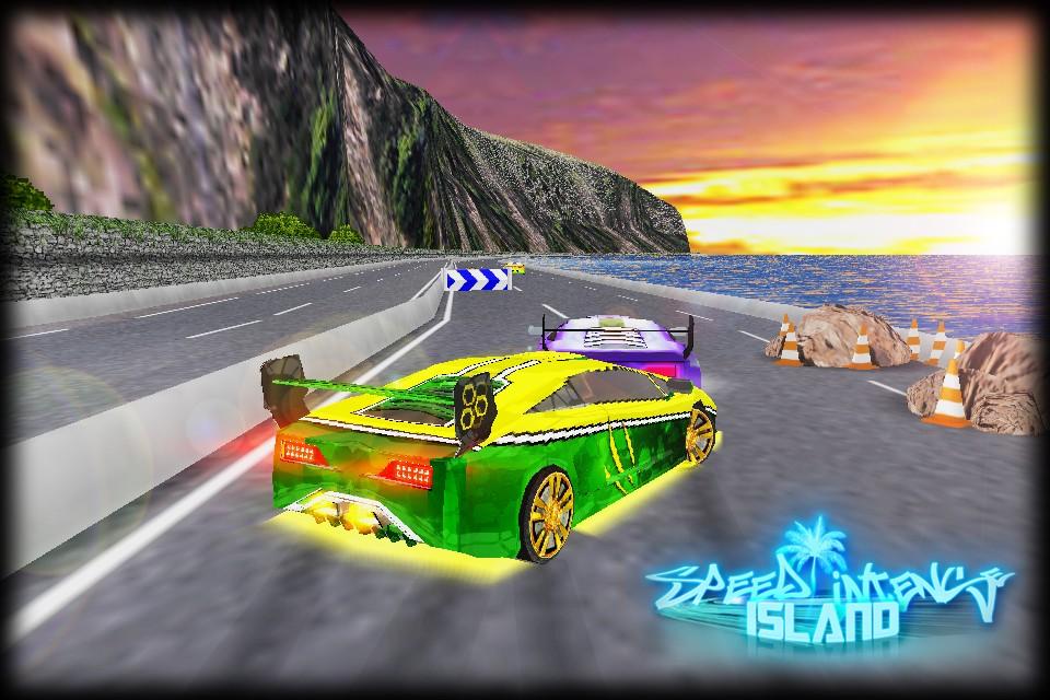 Speed Intense Island