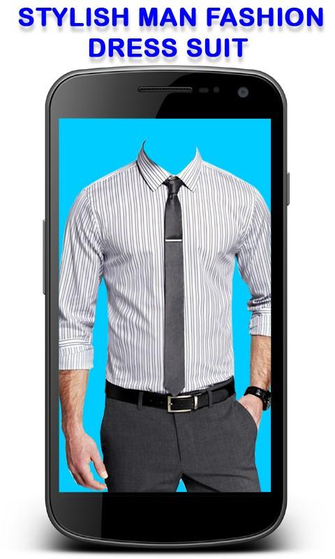 Stylish Man Fashion Dress Suit