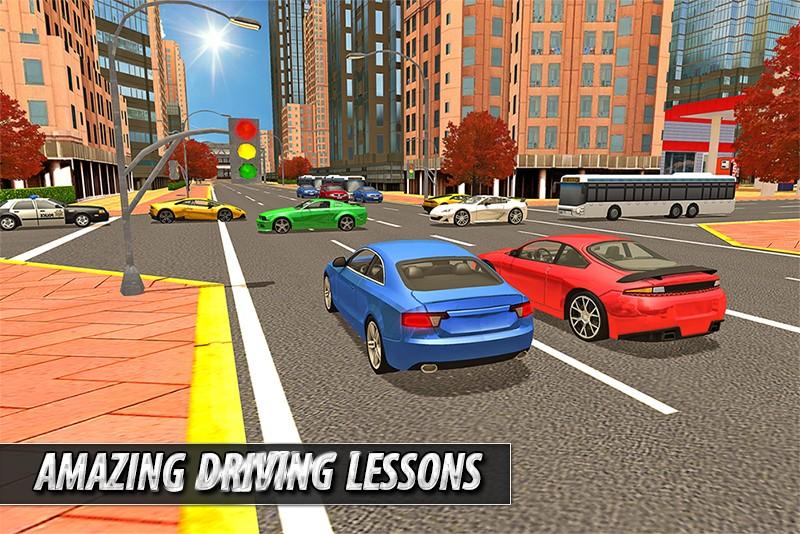 Ultimate Car Driving School