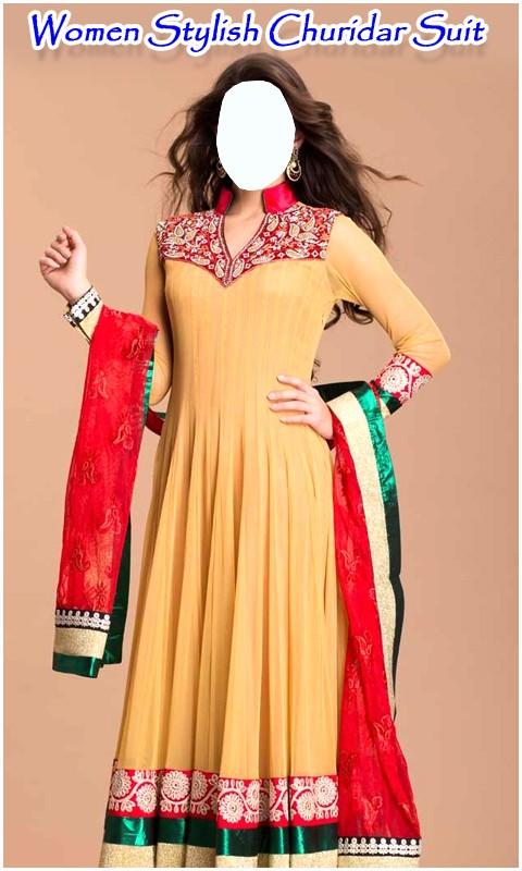Women Stylish Churidar Suit
