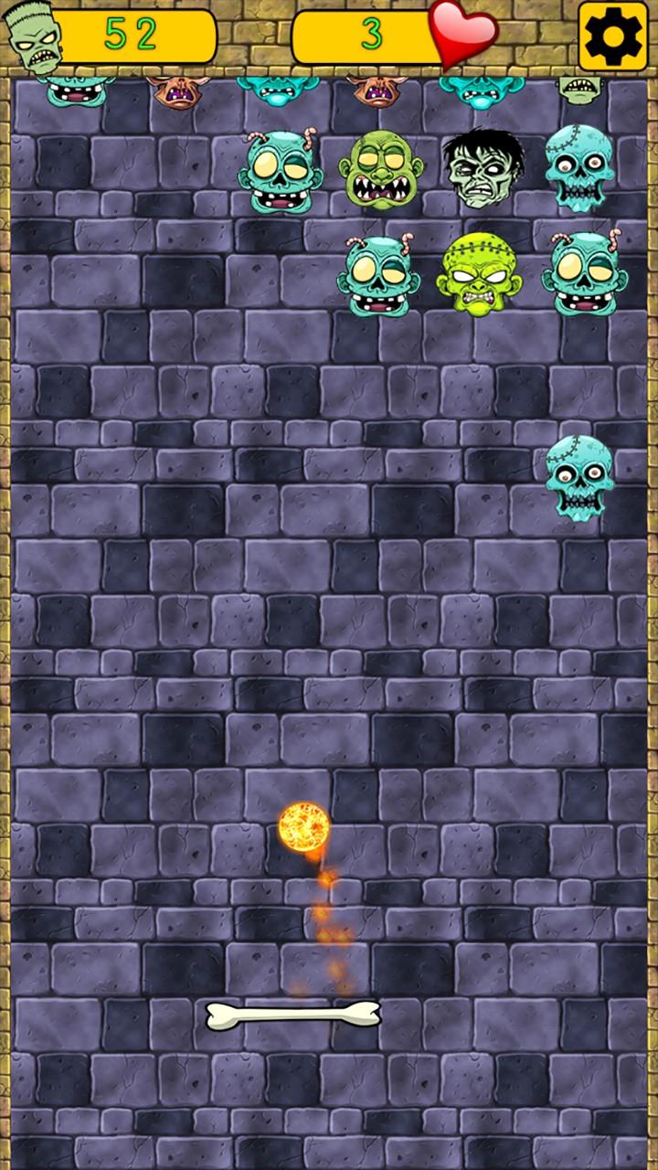 Zombie Brick Breaker