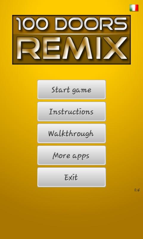 100 Doors Remix