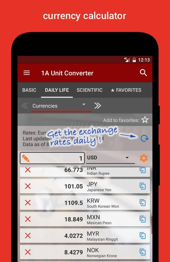1A Unit Converter