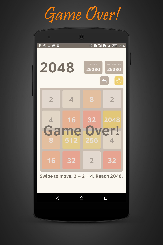 2048 Endless Game