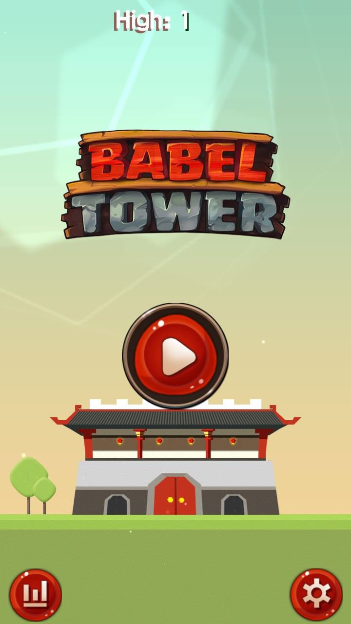 Babel Tower - The architect