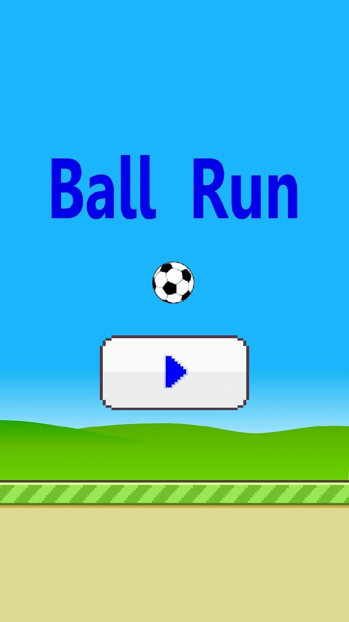 Ball Run without advertise
