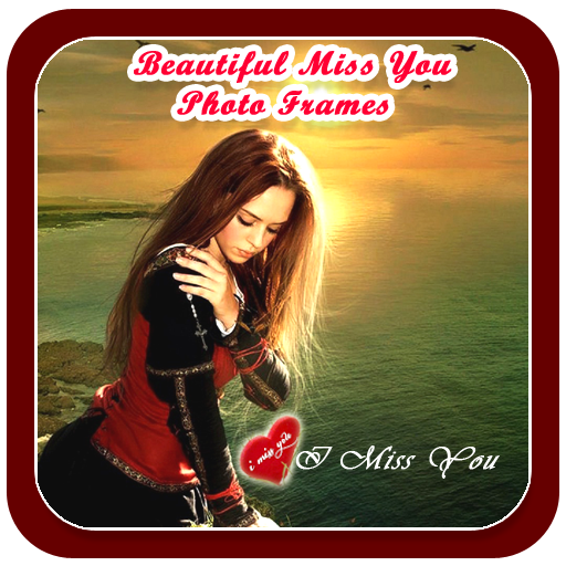 Beautiful Miss You PhotoFrames