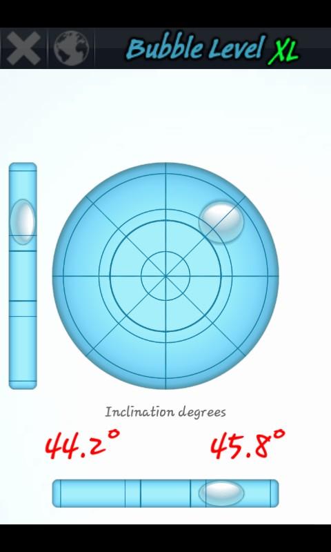 Bubble Level XL