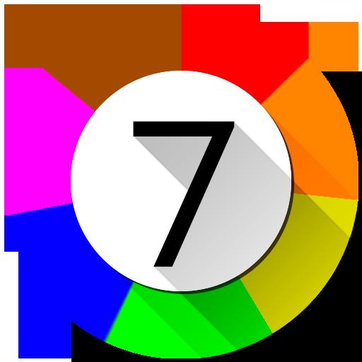 Catch 7 colors