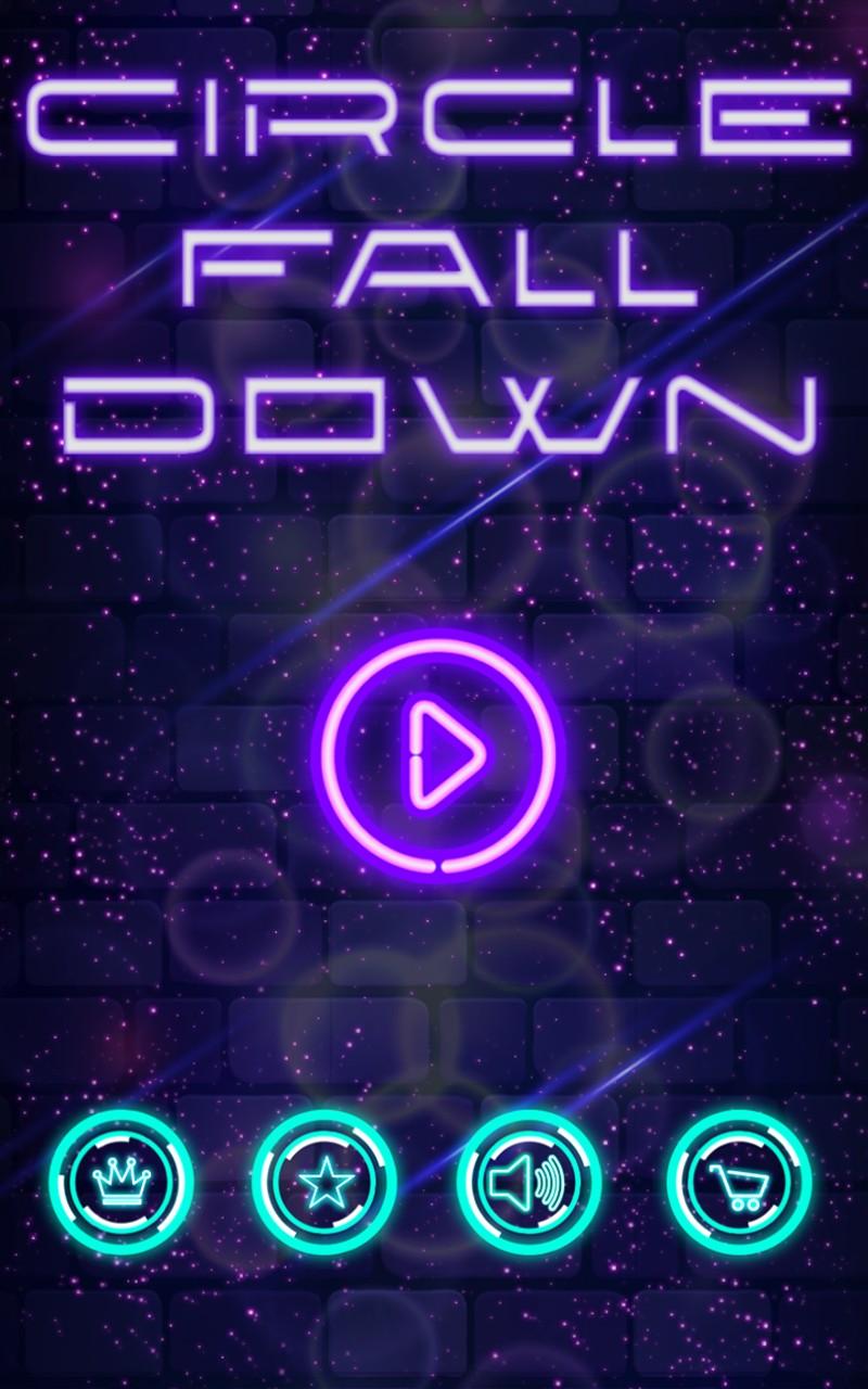 Circle FallDown