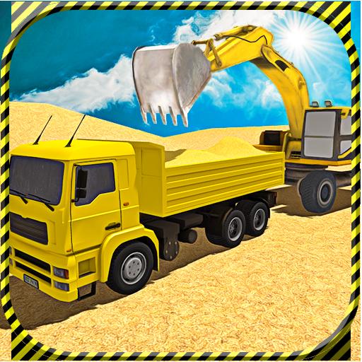 Construction: Sand Excavator