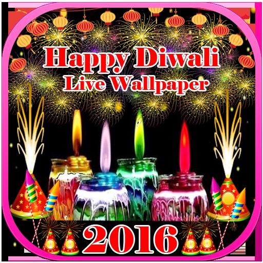 Diwali Live Wallpaper 2016